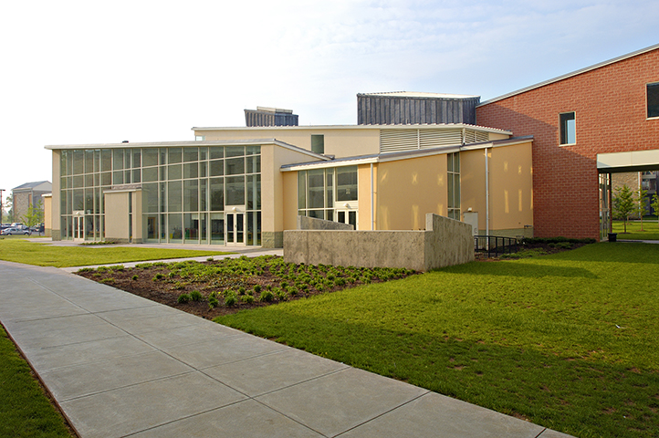 Clyde Stacks Visual Arts Center