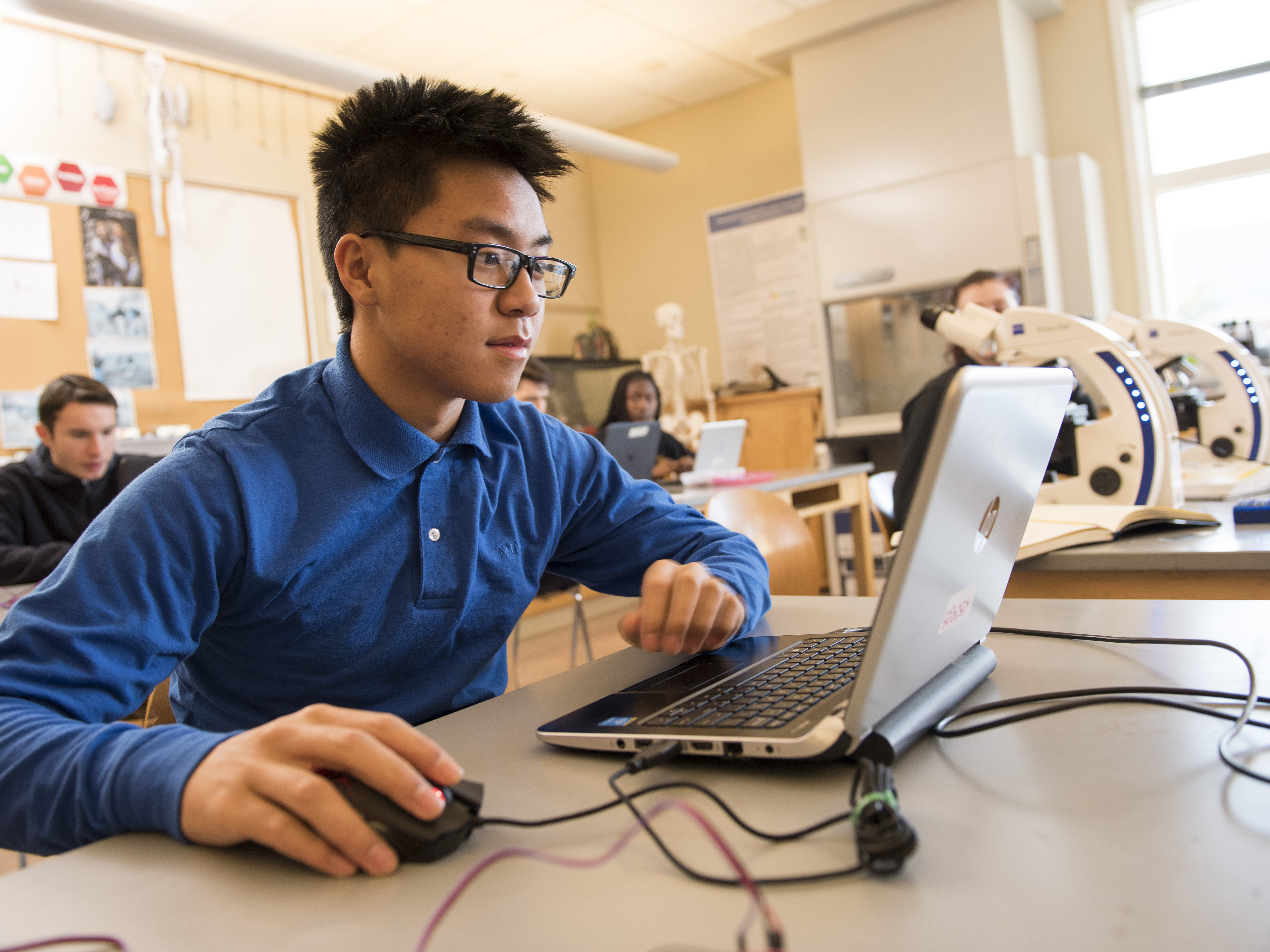 MHS is committed to helping students prepare for life after graduation through its college and career readiness program.