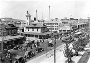 Downtown Hershey