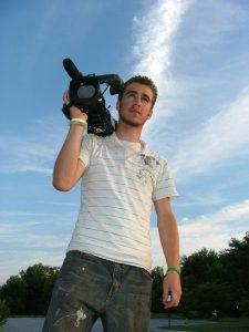 Spartan Tv Cameraman