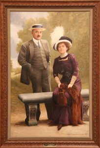 Mr. Milton S. Hershey and Catherine