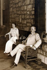 Mr and Mrs Milton S. Hershey