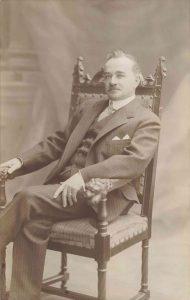 Milton Studio Portrait from 1910