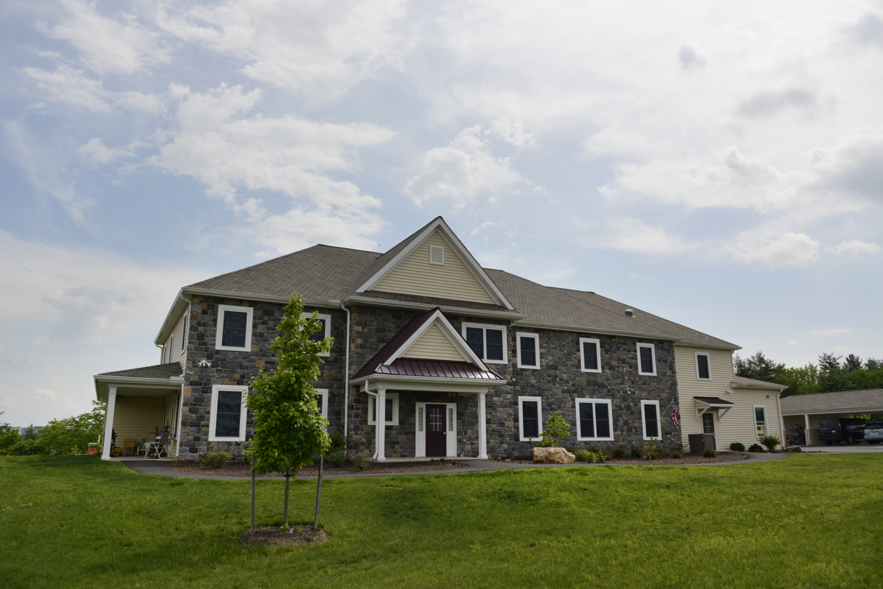 Milton hershey school announces name for new middle for Milton home builders