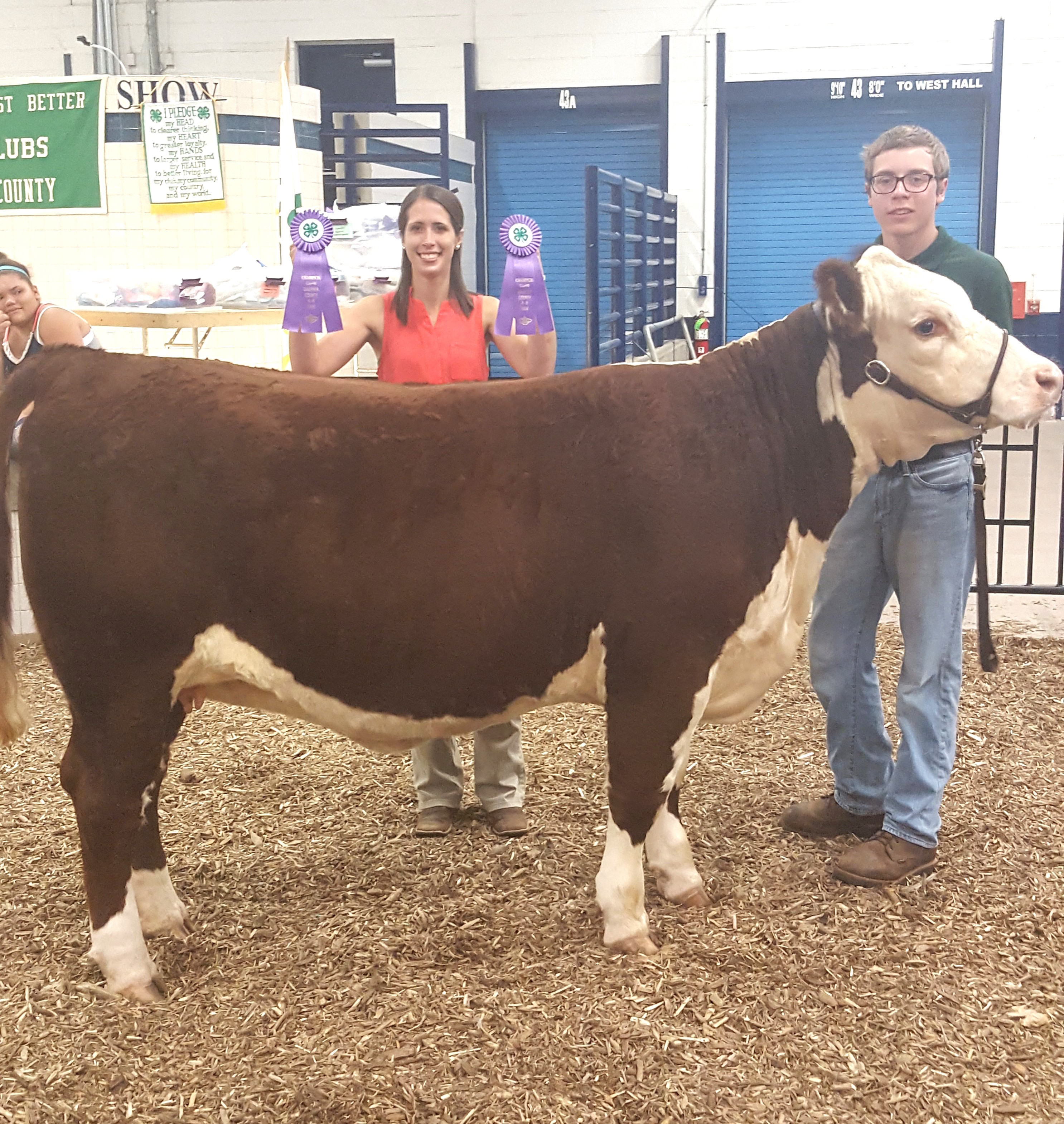 MHS Students Attend Dauphin County 4H Fair - Milton Hershey