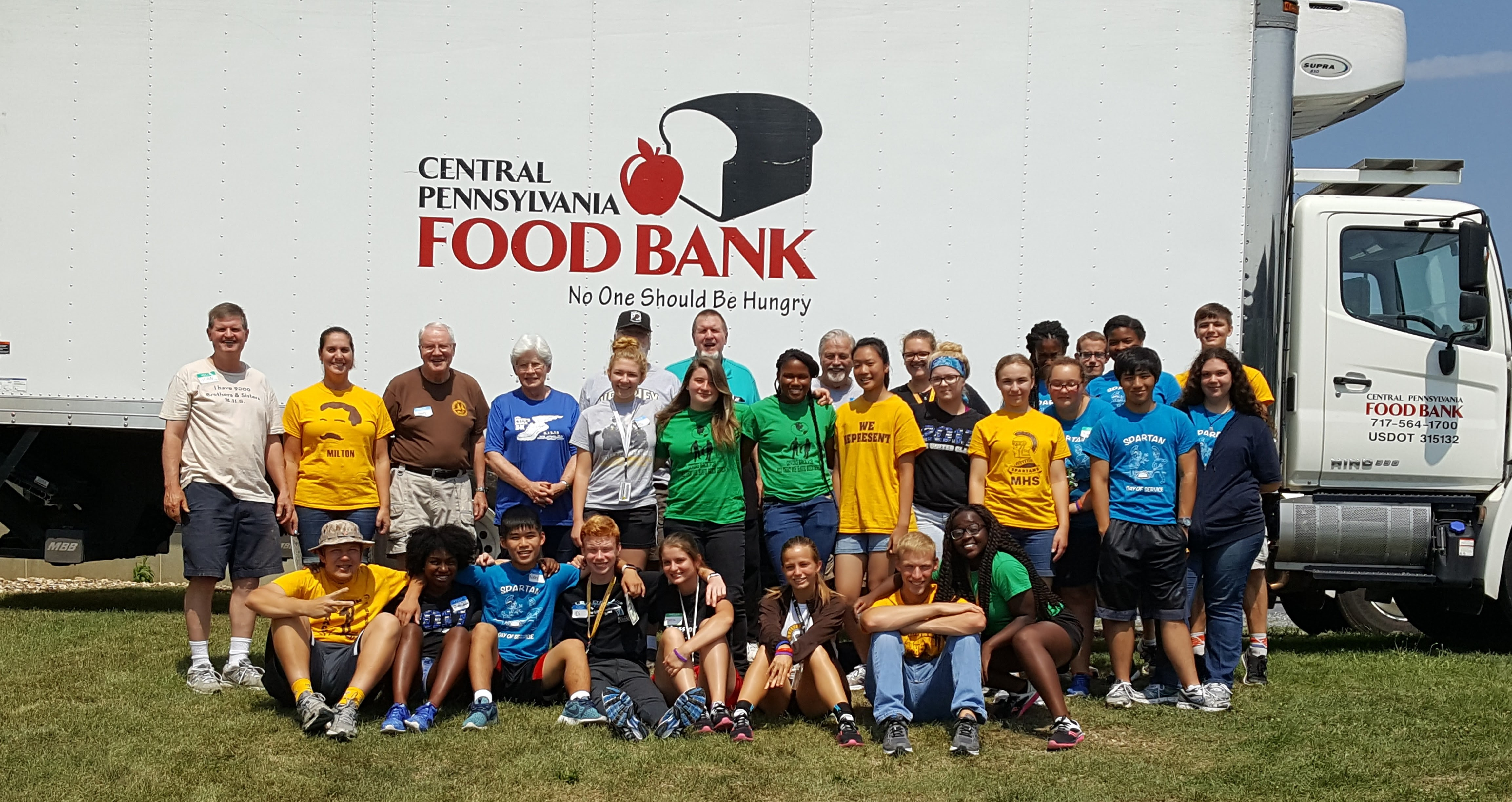 Hershey Food Bank Events