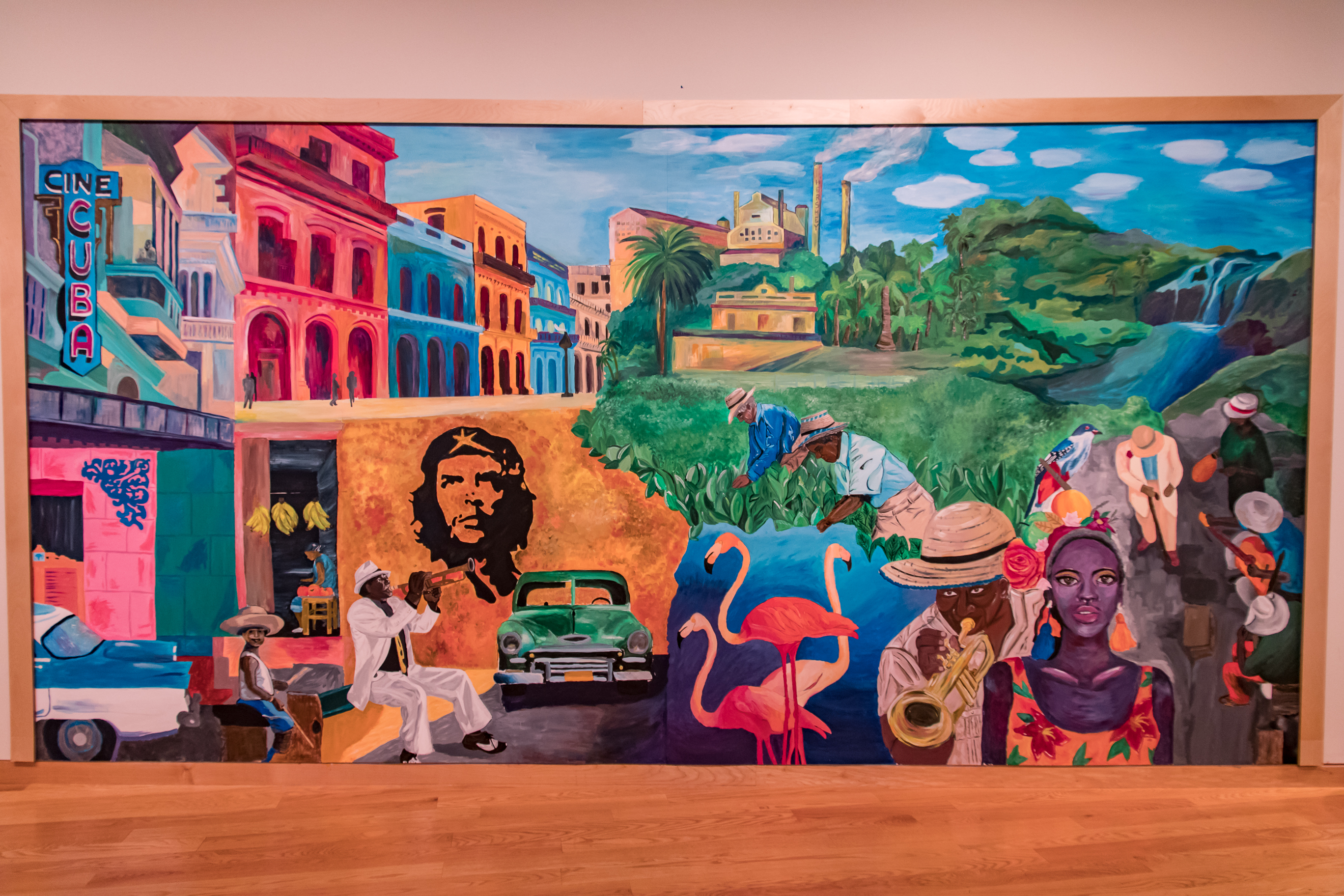 Staging of the last farewell to Cuban art - Ciro Quintana ...  Cuban Art