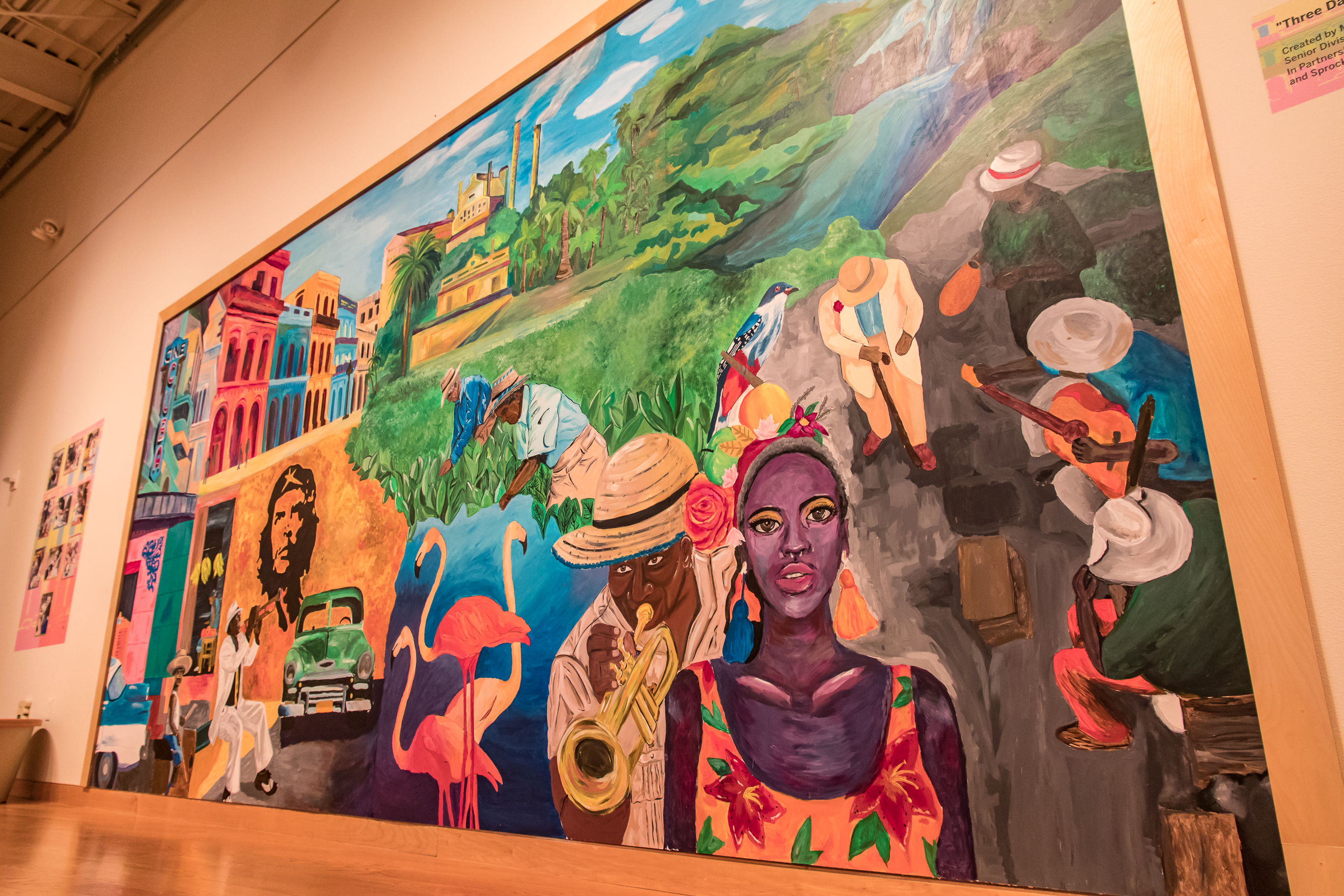 NEW Ana GLADYS 4c ORIGINAL CUBAN Fine Art Signed Painting ...  Cuban Art