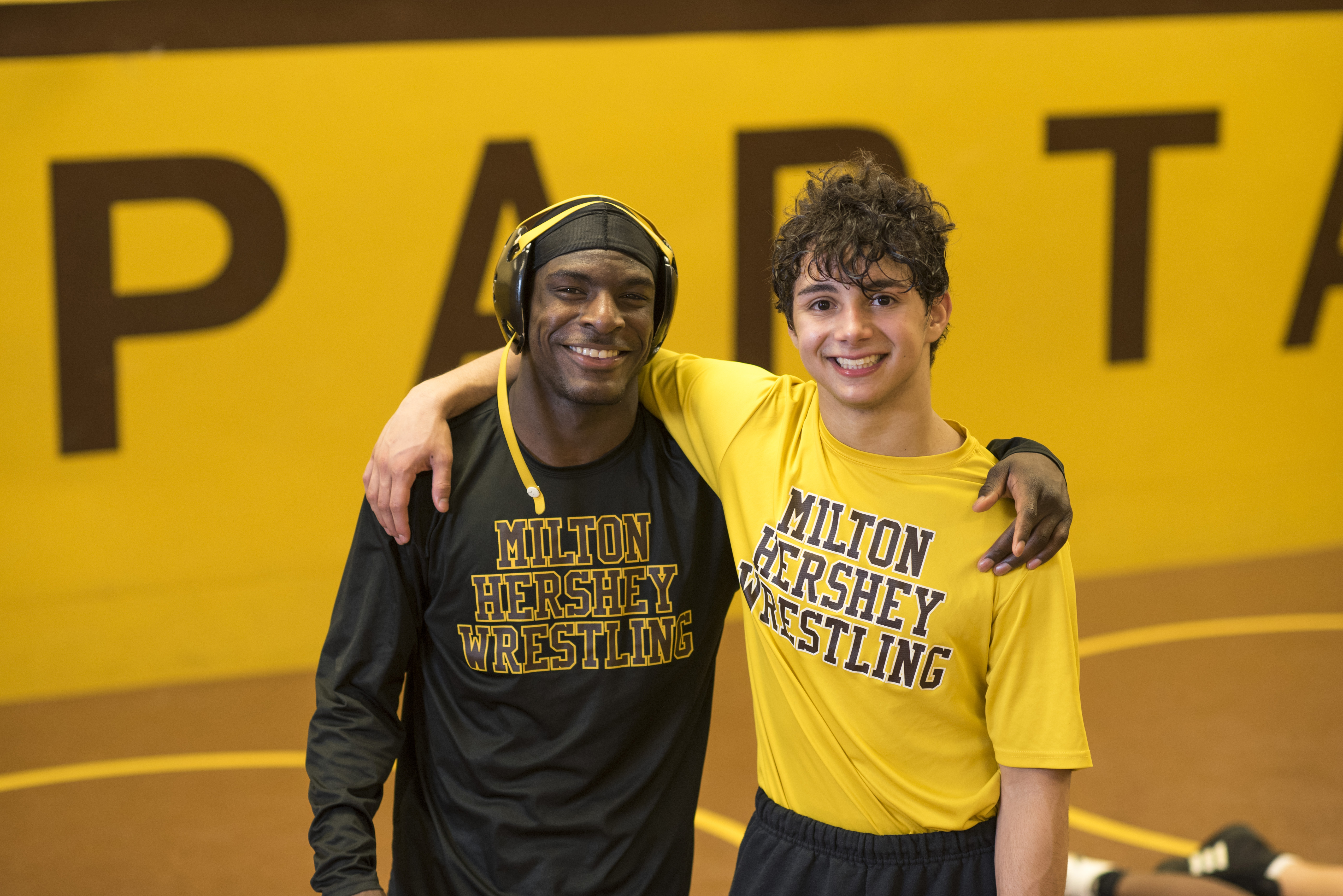 The 2016-17 MHS wrestling team ended its regular season with a dual meet record of 11 wins and three losses, and is preparing for District Championships.