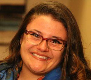 Graduate Alexandra Cruz