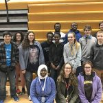 Milton Hershey School's high school Science Olympiad team recently placed 17th at the Central Pennsylvania regional competition at Millersville University.