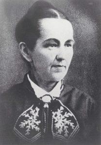 Aunt Mattie photograph.
