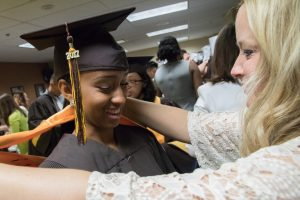 It was an exciting and emotional weekend as 194 students in the Class of 2017 received their Milton Hershey School diplomas during the 2017 Commencement.