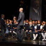 On Friday, June 9, 113 fourth-grade students celebrated their promotion to fifth grade at Milton Hershey School.