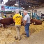 Last week, 17 Milton Hershey School high school students participated in the Dauphin County 4H Fair at the Farm Show Complex in Harrisburg.