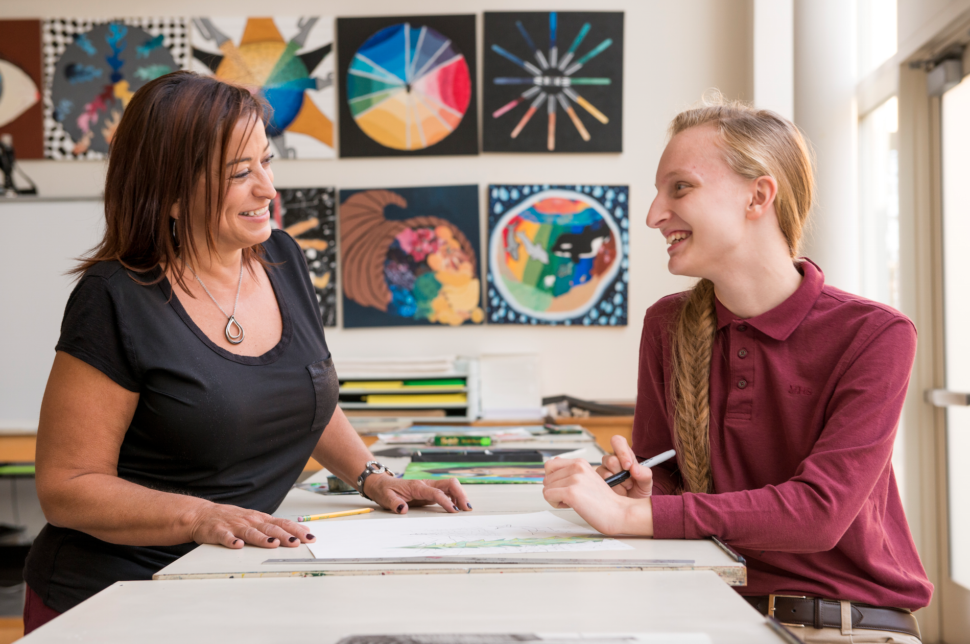 Mentorship is a powerful tool that can help students of all ages feel confident, supported, and motivated. Learn more about the benefits of mentorship.
