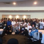 On Saturday, a group of MHS students, staff, and alumni attended the Penn State-Pitt football game with President Pete Gurt '85 and his wife Jane.