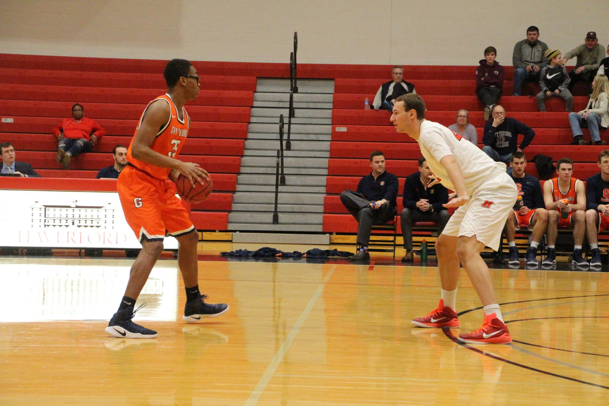 In 2012, Churon Lanier-Martin '16 made one of the biggest moves of his life. He moved from Chester, PA to Hershey to attend Milton Hershey School. He now plays college basketball at Gettysburg College.