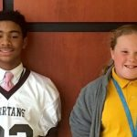 October Middle Division Scholars of the Month