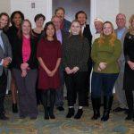 MHS alumni at Boston event