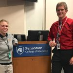 Two MHS juniors gain health science experience in PULSE program