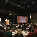 Annual retirees' holiday luncheon