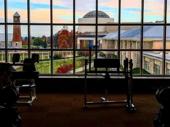 MHS fitness center