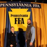 MHS students received Keystone Degrees from Future Farmers of America.