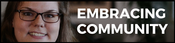 Embracing Community