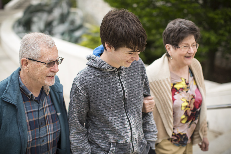 Grandparents at MHS