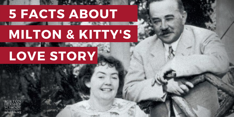 5 facts about milton and kitty u2019s love story