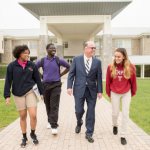 On Feb. 13, 2018, Milton Hershey School President Pete Gurt '85 was featured in a Letter to the Editor for Education Week.