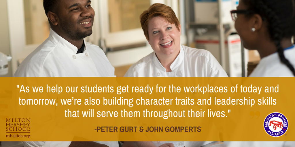 Mentorships are critical to the success of 21st century workforce.