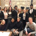 Milton Hershey School's Mock Trial team recently won the 2018 District Championship for the third consecutive year.