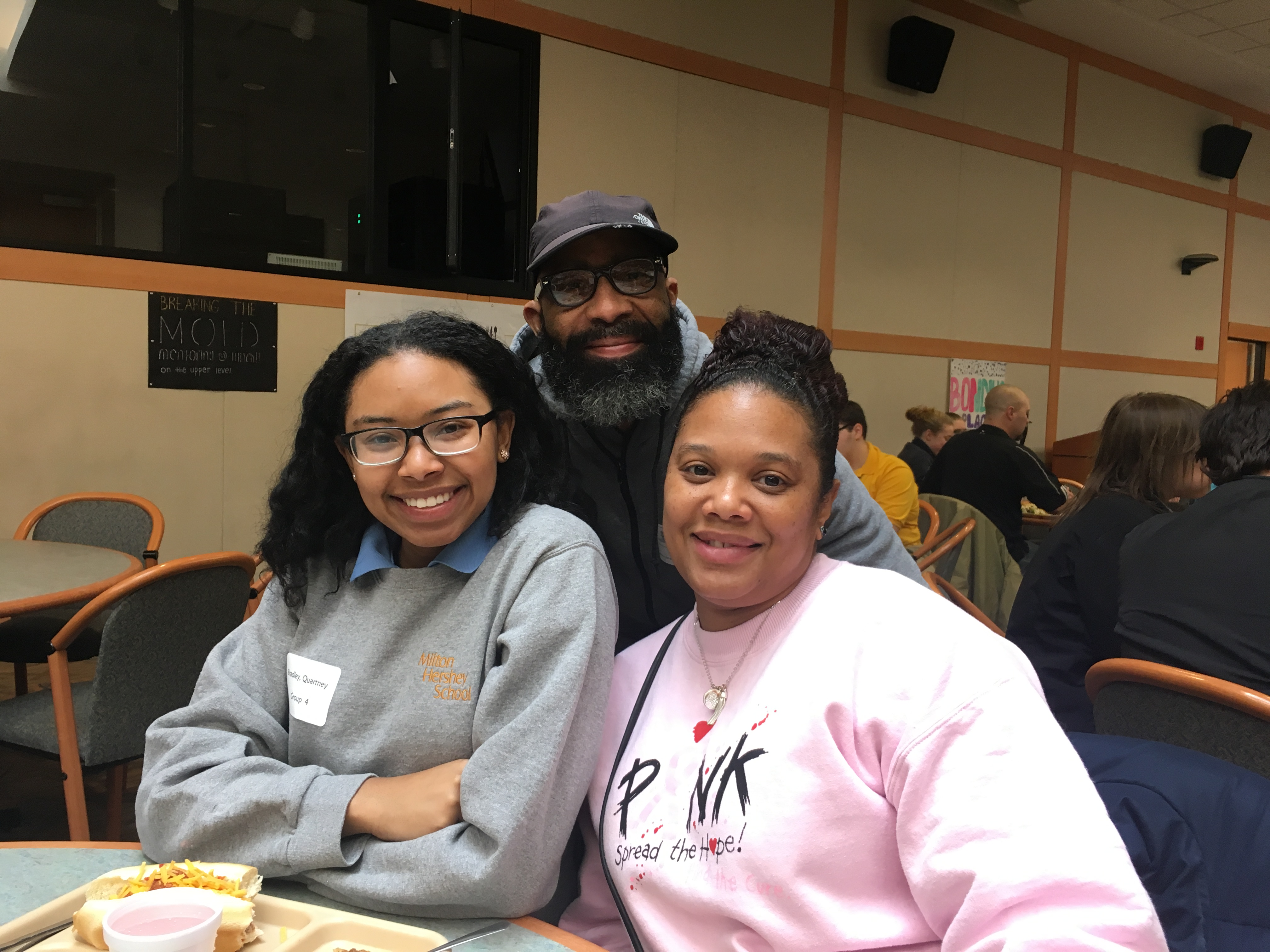 On March 9-11, Milton Hershey School hosted its annual Winter Family Weekend.