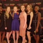 Milton Hershey School senior Susanna Compare recently was recognized for her work raising funds and awareness for the Leukemia & Lymphoma Society.