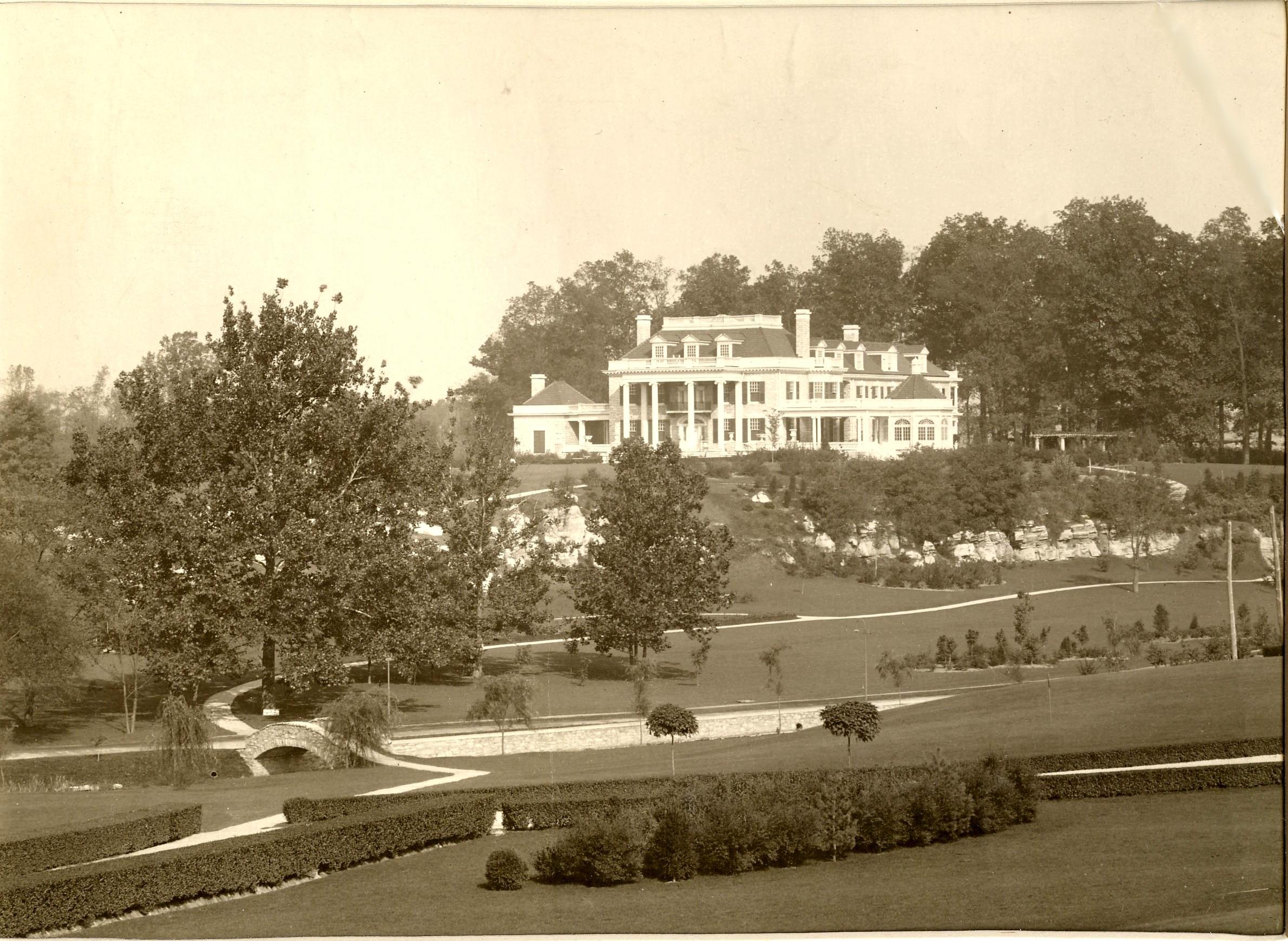 High Point Mansion