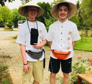 To gain global awareness, a group of 29 Milton Hershey School high school students and five staff members recently traveled to Thailand for a 10-day, educational trip.