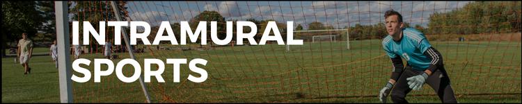 Intramural sports header