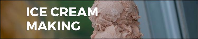 Ice cream making header