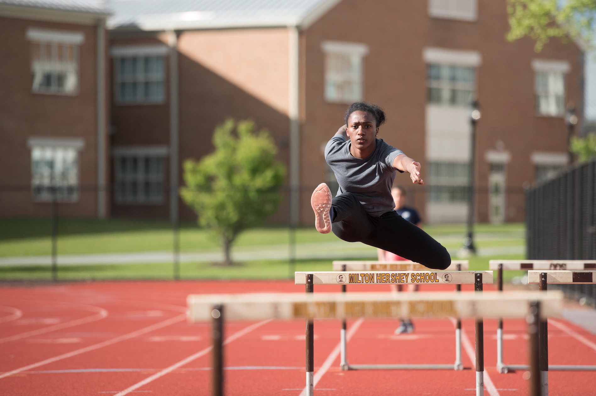 Track and field at MHS