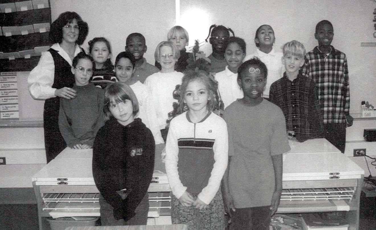 Fourth-graders during the 1990s
