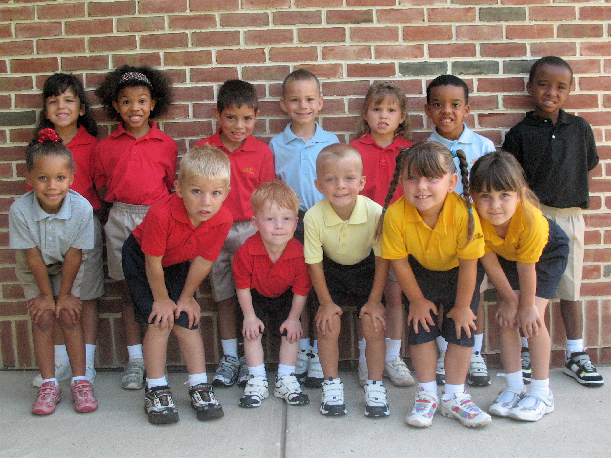 First day of school in 2009-10