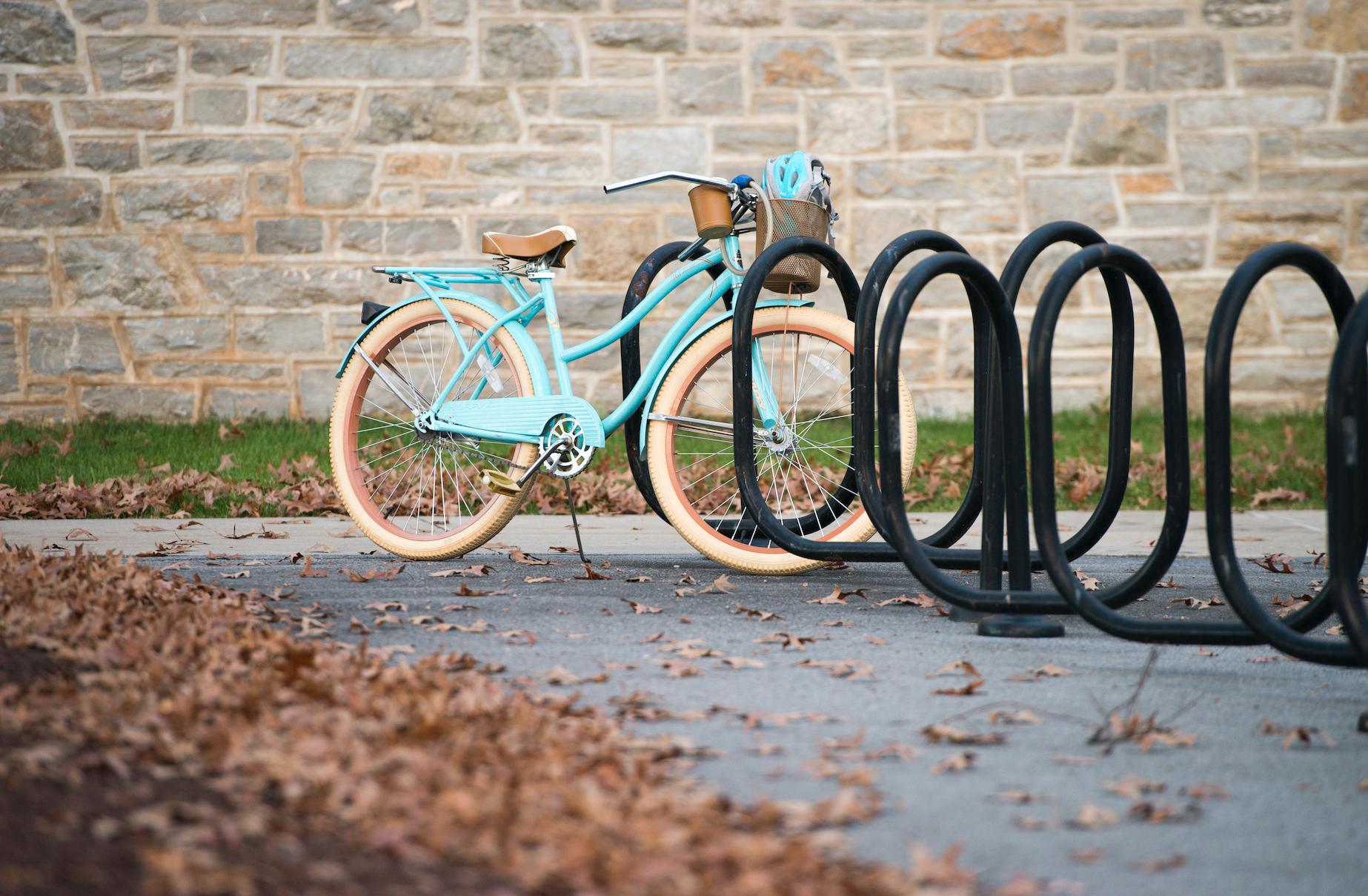 Bike at MHS