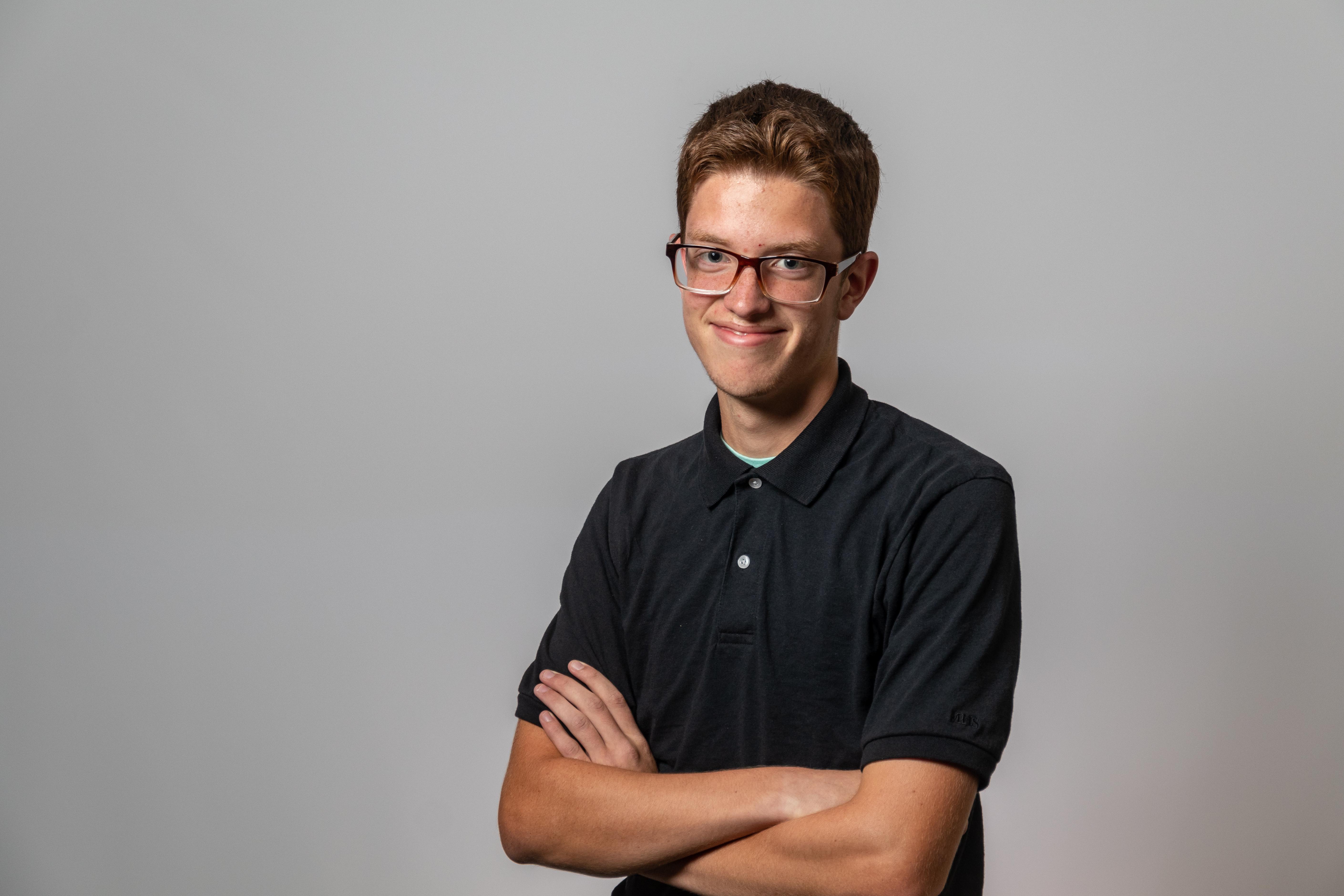 Daniel, an MHS junior