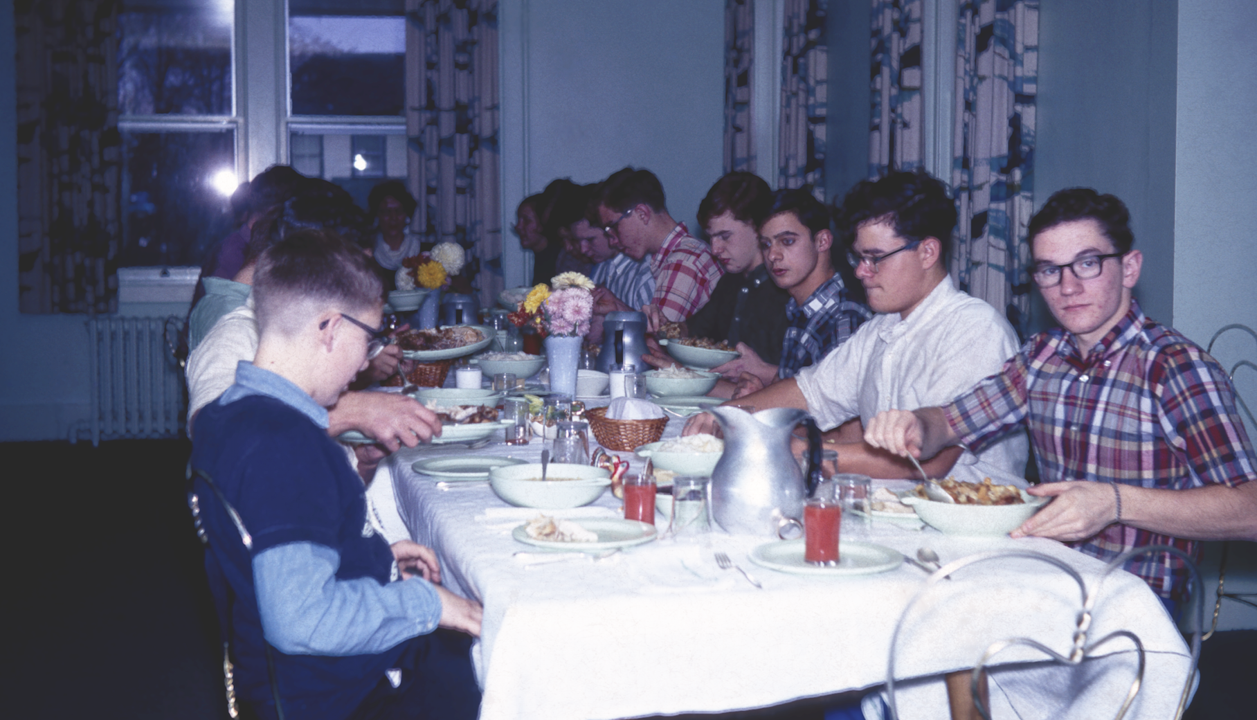 MHS Thanksgiving traditons