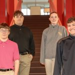 MHS high school students will have their experiments flown to space