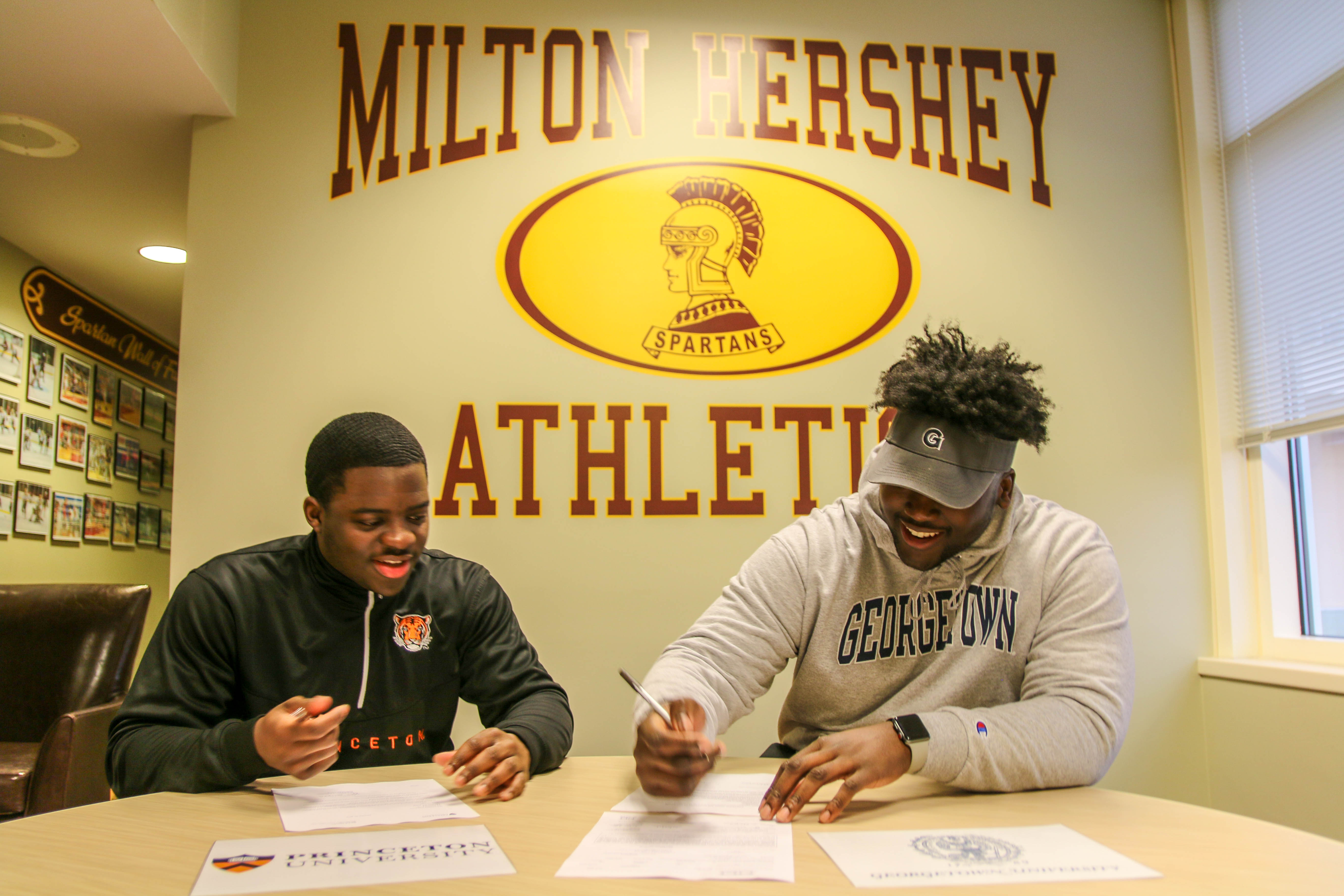 National Signing Day at MHS