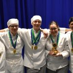 MHS students at ProStart competition