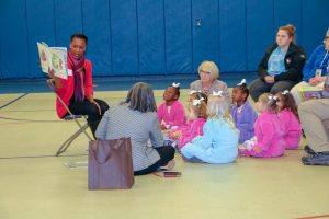 Students gain appreciation for literacy